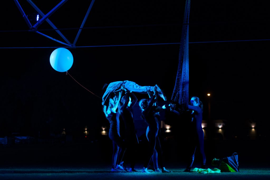 Image: ARTLANDS Dubbo Opening Ceremony. Photo by Alex Wisser.