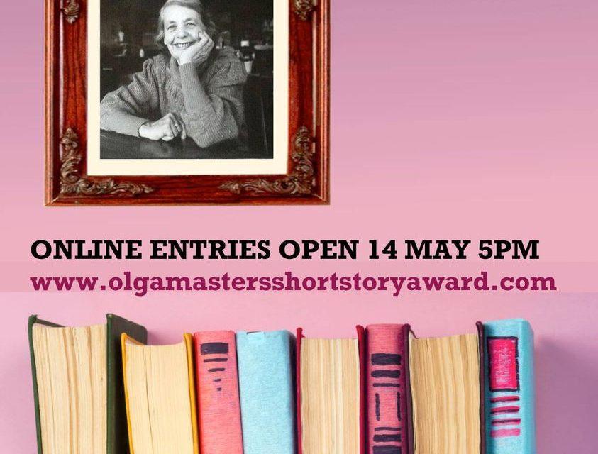 Enter now for the 2021 Olga Masters Short Story Award!