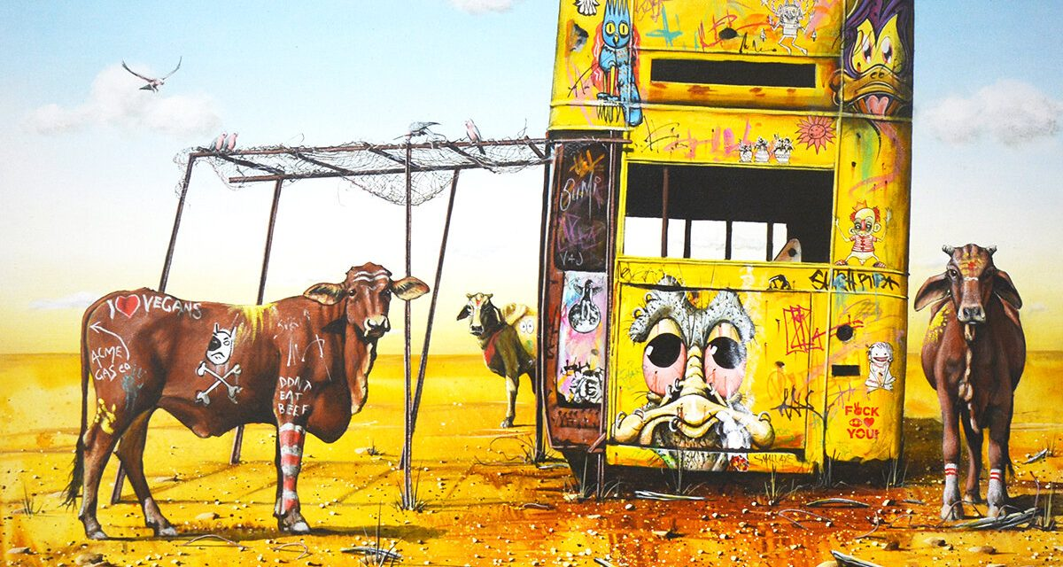 Outback Archies Art Prize 2021 Entries, Now Open!