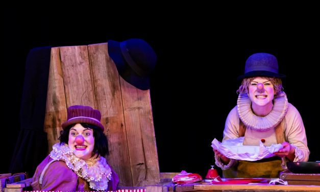 Flying Fruit Fly Circus 'Under Construction'