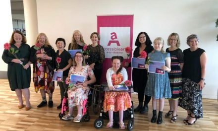 Front & Centre: Arts Leadership ProgramforWomenwith Disability