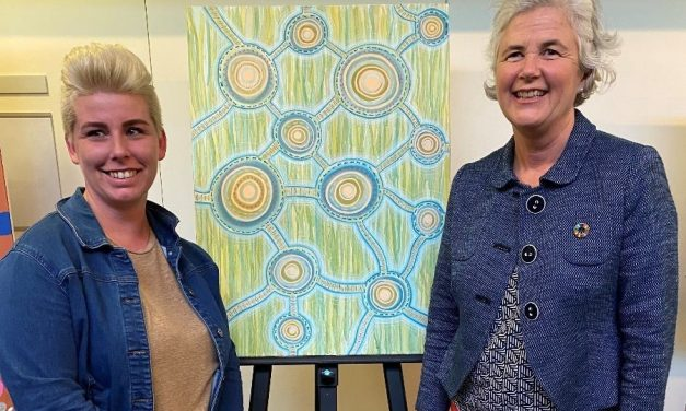 Return of the North East Water Aboriginal Acquisitional Art Prize
