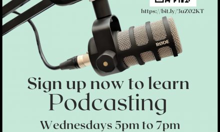 Learn how to podcast with the END FM!