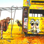 Outback Archies Art Prize Exhibition