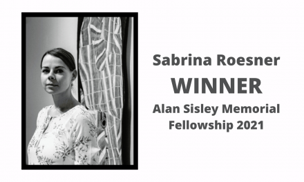 Alan Sisley Memorial Fellowship 2021 recipient announced