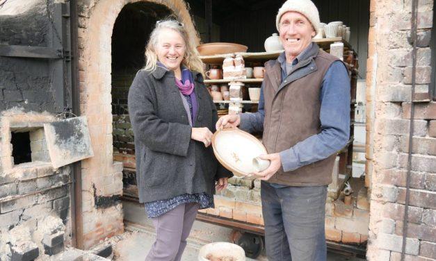 Bandicoot Pottery rebuilds after Black Summer bushfires