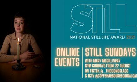 STILL SUNDAYS – An Online Event